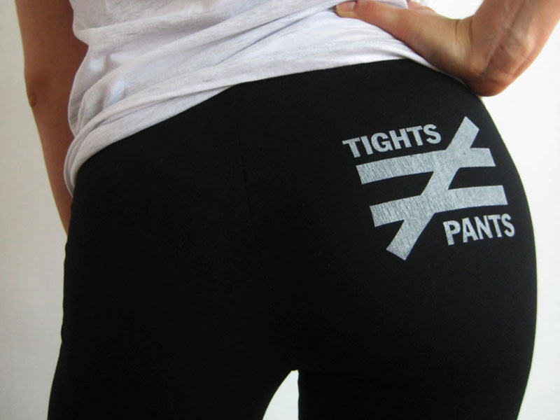 Leggings Are Not Pants Quotes. QuotesGram